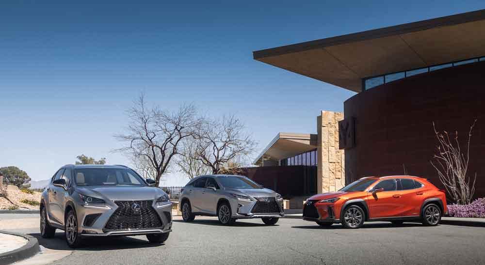 Lexus-RX-NX-UX