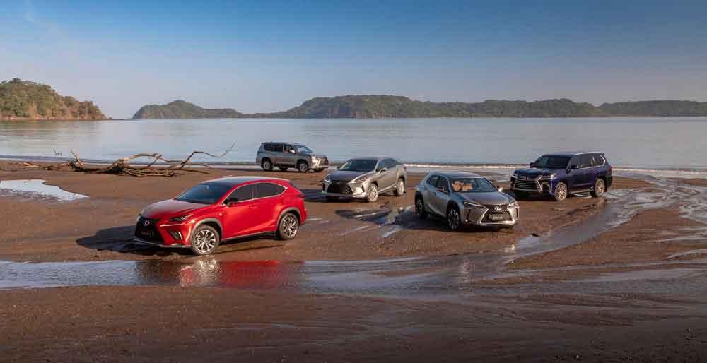 Lexus-SUV