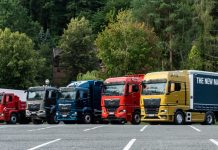 The new MAN Truck generation range