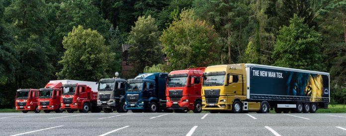The new MAN Truck generation range