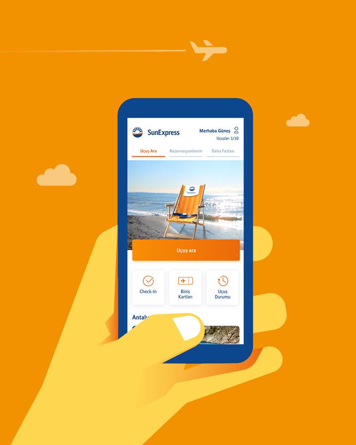 SunExpress-mobil