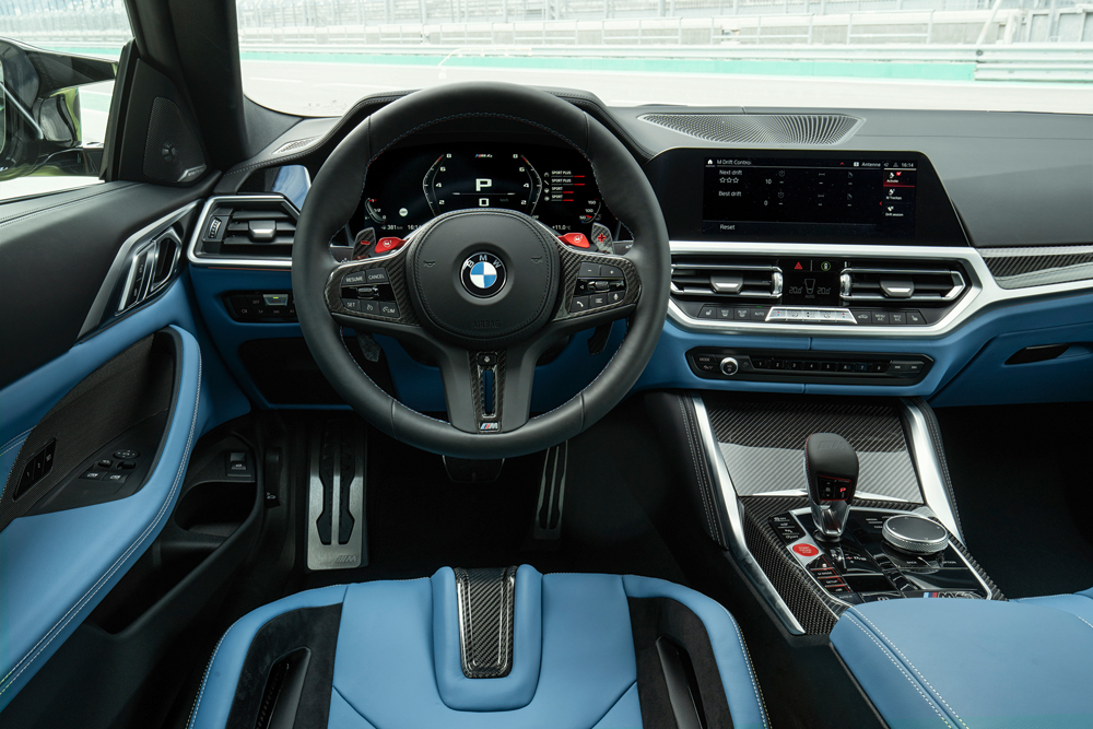Yeni-BMW-M4-Kabin