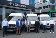 Mercedes-Benz-Hafif-Ticari-AraClar-Ofses-Turizm-18-adet-Sprinter-teslim-etti