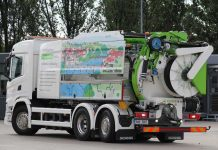 scania-Prague-deploys-Scania-biogas-truck-for-sewer-cleaning