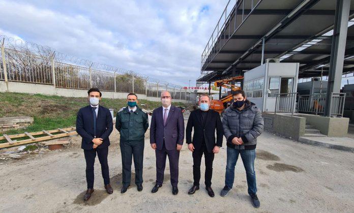 und-kapitan-andreevo-ve-lesovo-sinir-kapilarini-ziyaret-etti