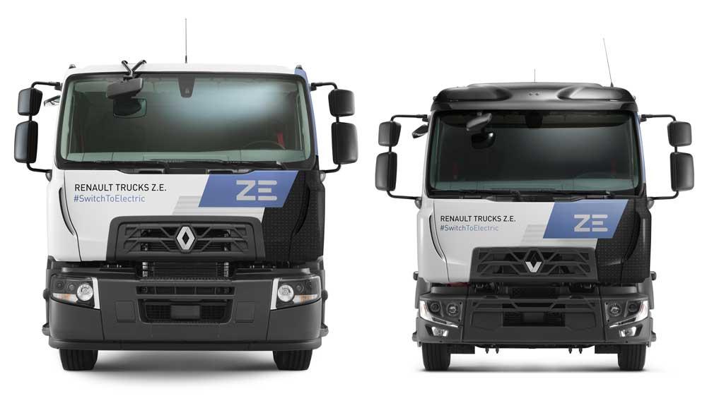 RenaultTrucksDZ.E.LineupFront
