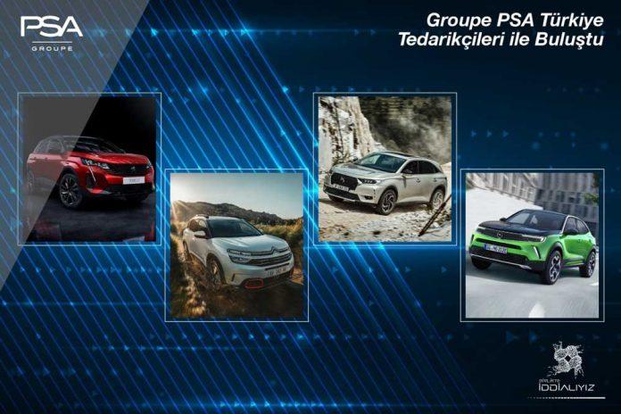 Groupe-PSA-Turkiye-tedarik