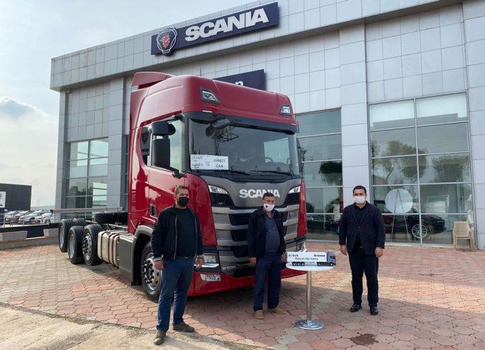 Scania_teslimat