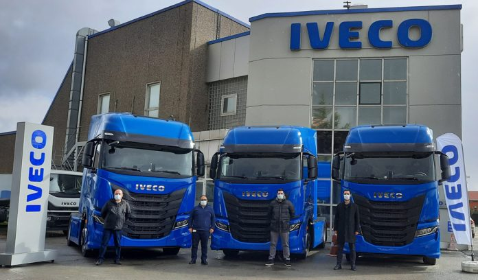 IVECO-Yuksel