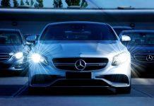Mercedes-Otomobiller-arabam