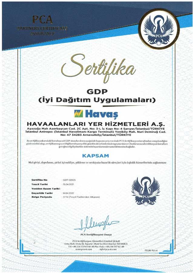 havas_GDP_sertifika_TR
