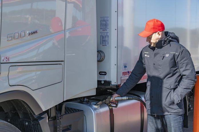 Sustainable trucking options
