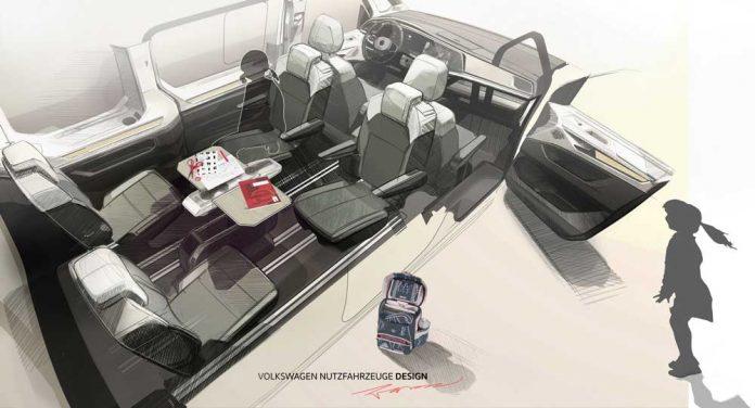 VW-T7_Designskizze