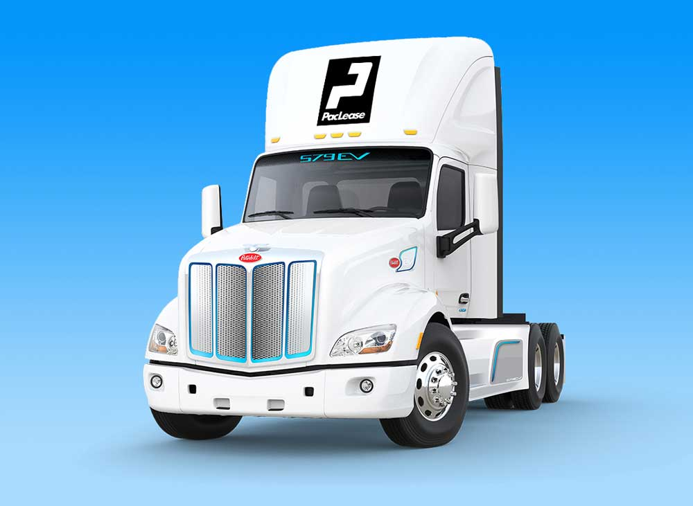 paccar-Battery-Electric-Peterbilt-Model-579EV-with-PacLease-logo