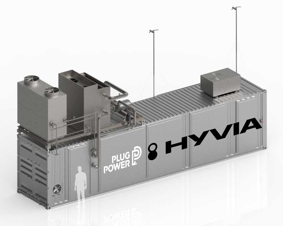 HYVIA-ELECTROLYZER