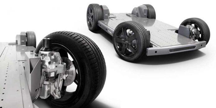 REE-fully-flat-EV-platform-&-REEcorner