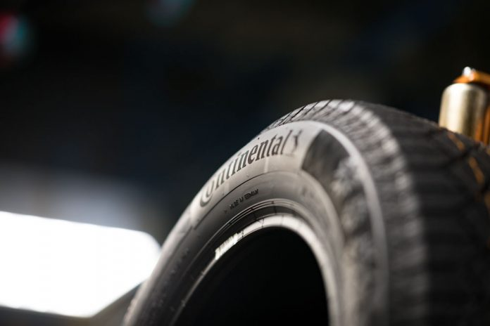 continental_Tire_Production_recycled_PET_bottles