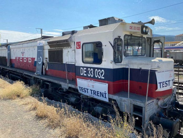 Alstom-lokomotif