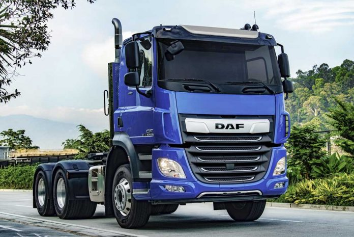 DAF-to-ship-200-heavyduty-trucks-to-Colombia