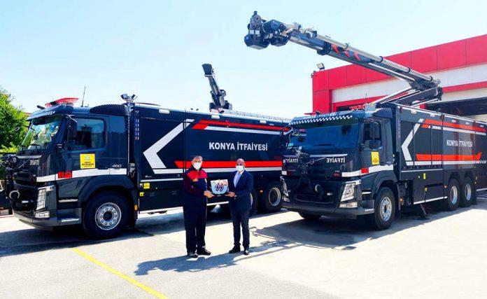 Volvo-Trucks-Konya-itfaiye-Teslimati1