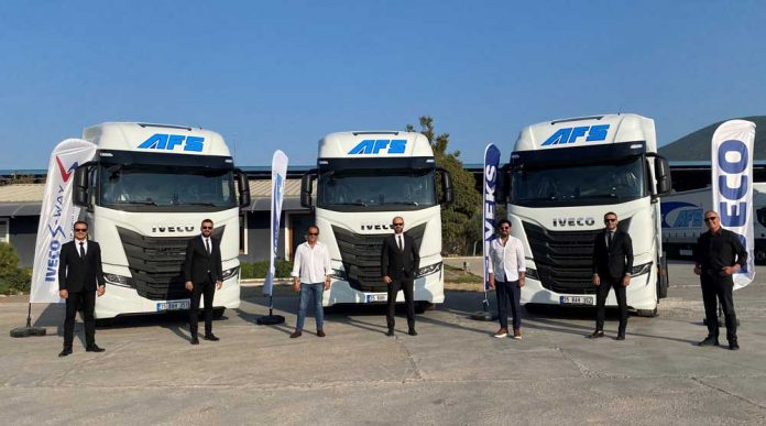 IVECOTrans-Afs-Teslimat