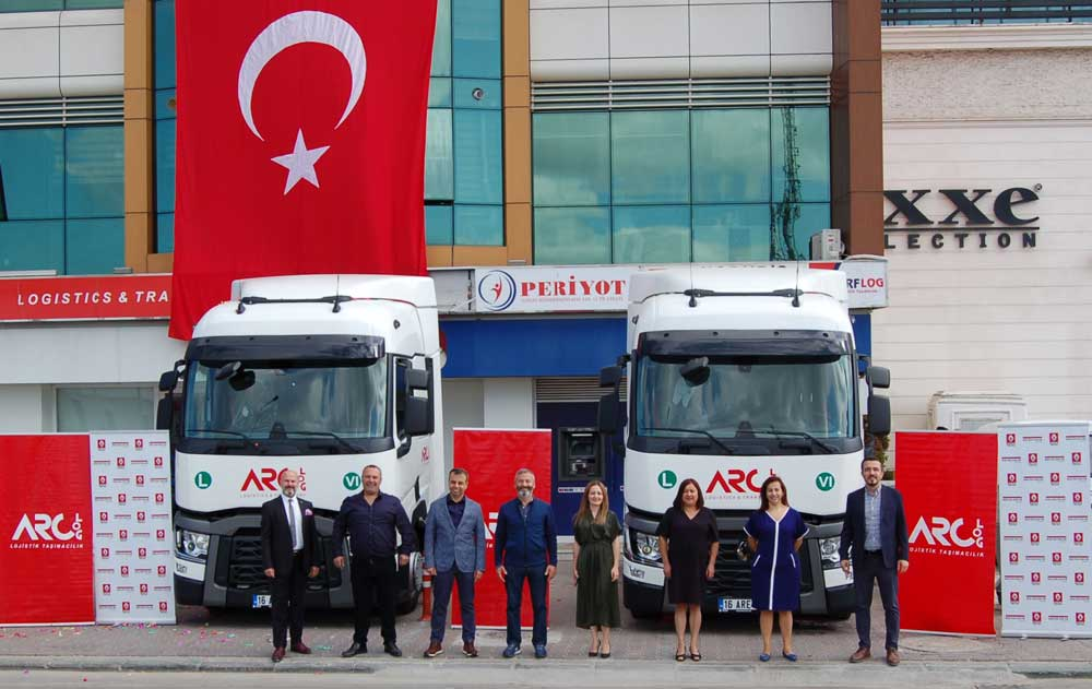 Renault_Trucks_ARCLOG_Lojistik_Teslimat