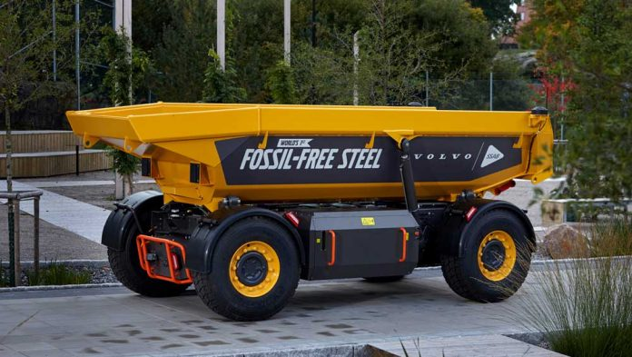 Volvo-fossil-free